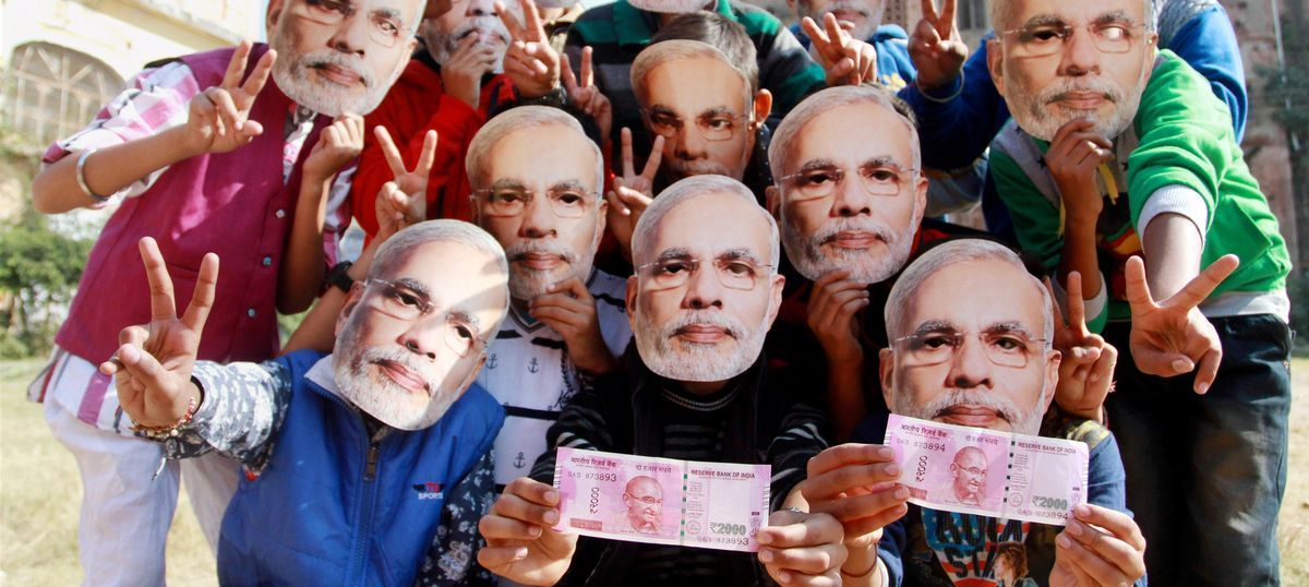 The Daily Fix: Modi's cynical app survey betrays the government's insensitivity on demonetisation