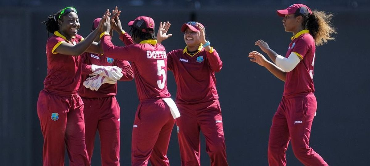 They may be two games down but the West Indies Women are still keeping their spirits up