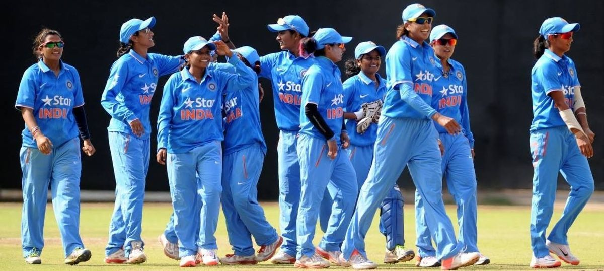 Icc Deducts Points From The Indian Womens Cricket Team For Not