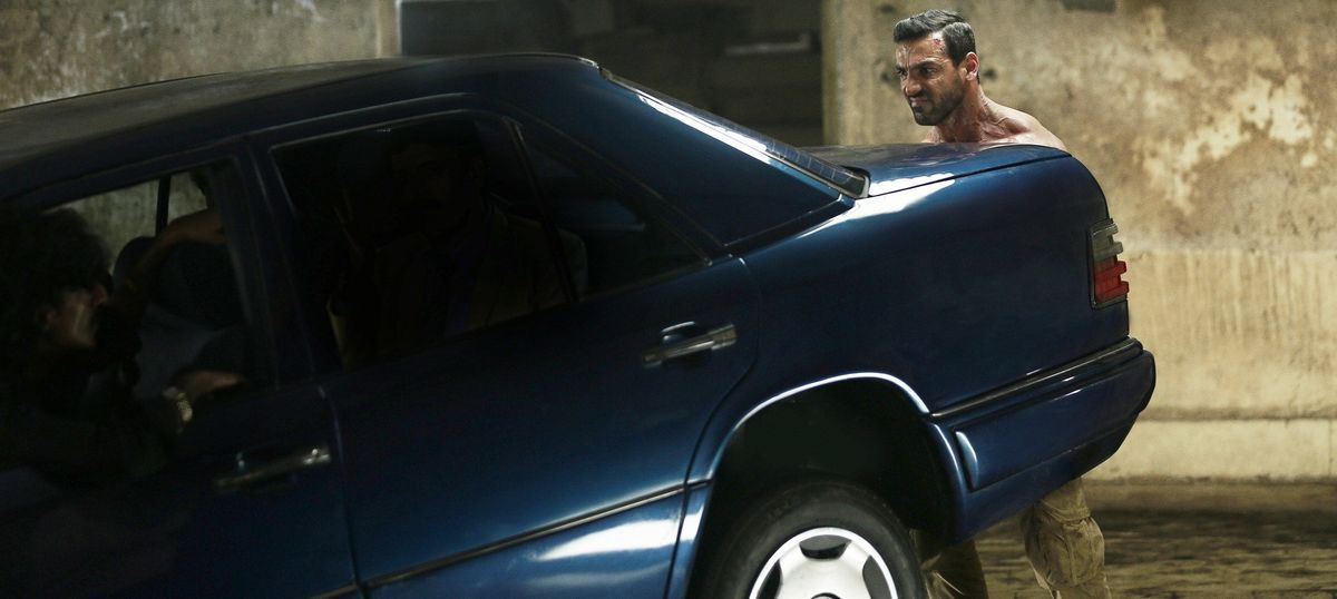 Film review: 'Force 2' punches its way past its flimsy plot