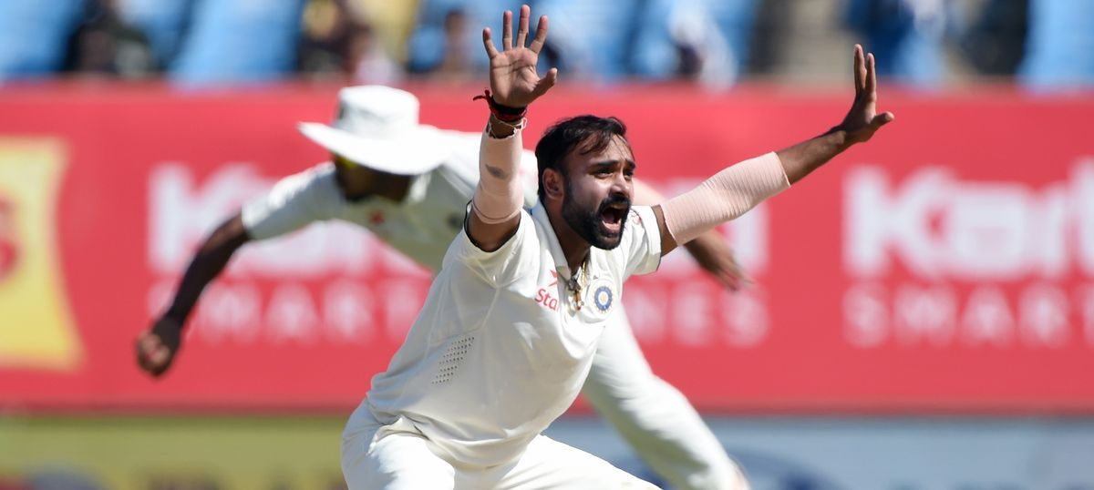 Did Virat Kohli take a hasty decision in dropping Amit Mishra for the second Test?