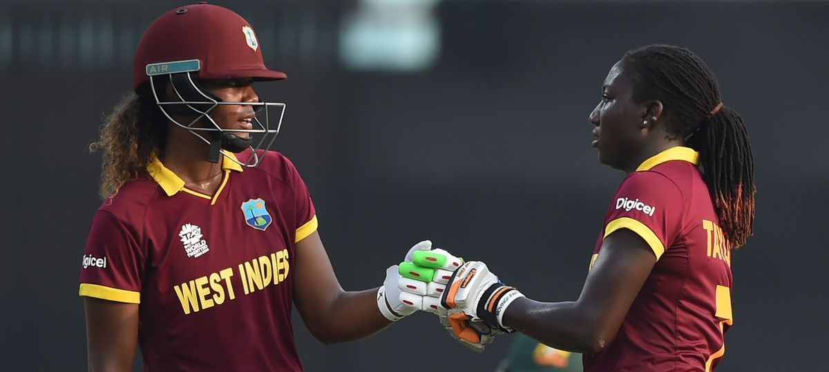 West Indies Women ride Stafanie Taylor's whirlwind 90 to beat India Women by six wickets in 1st T20I