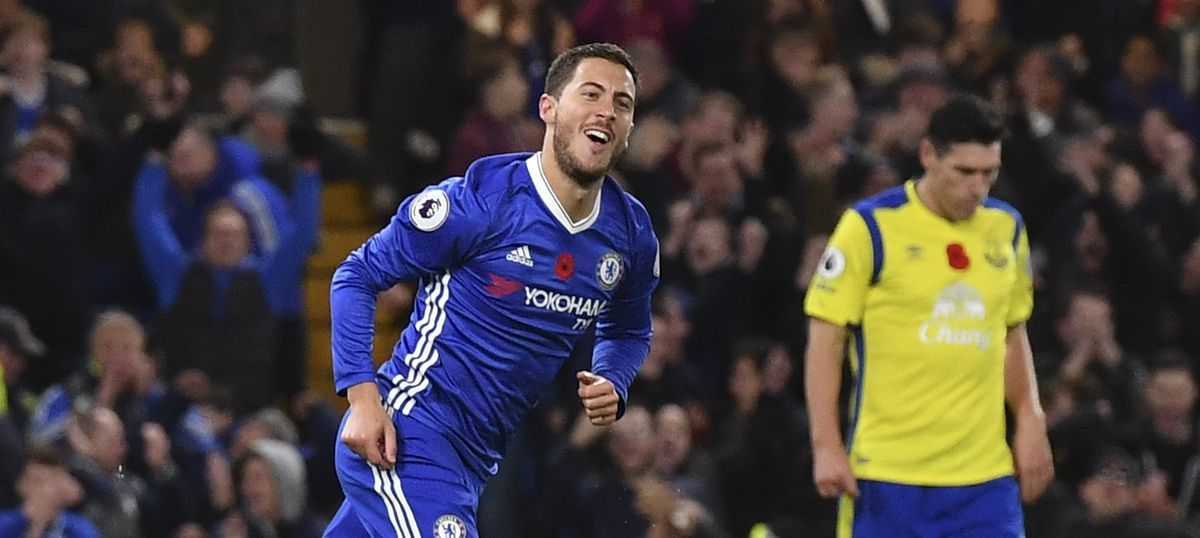 Real Madrid may make summer transfer move for Chelsea's Eden Hazard and Thibaut Courtois