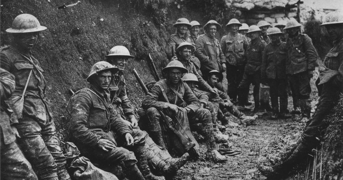 'What passing-bells for these who die as cattle?': A soldier-poet's cry against the cruelties of war