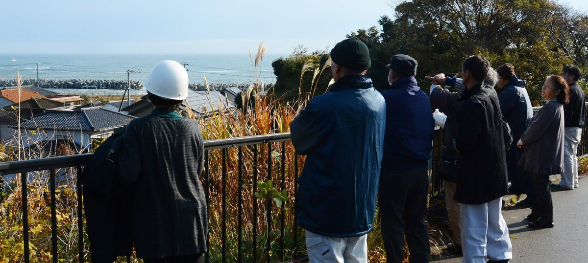 जापान में 7.4 तीव्रता के भूकंप के बाद सूनामी