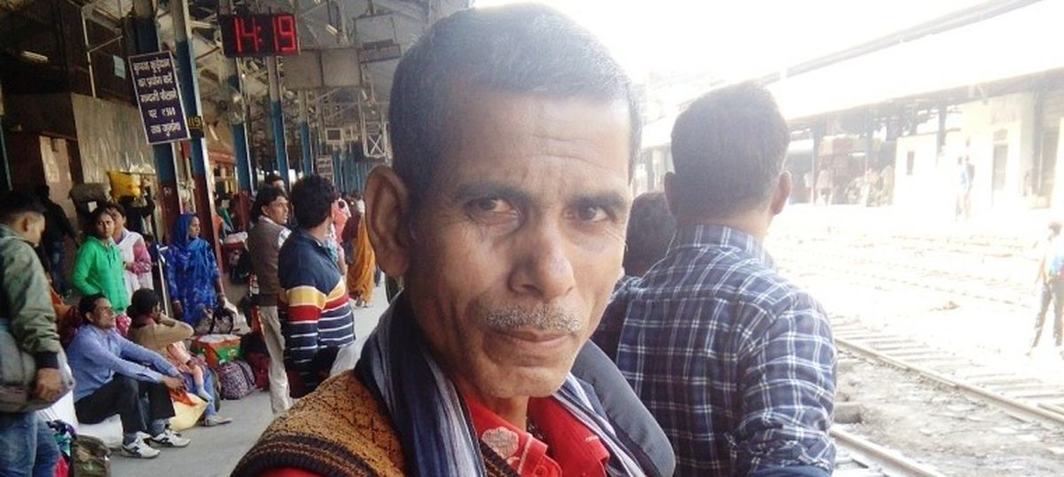 No work, no cash: At Delhi's railway and bus stations, migrant workers head home
