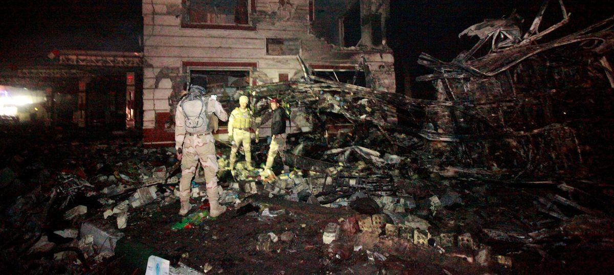 इराक : कर्बला से लौट रहे शिया तीर्थयात्रियों पर आत्मघाती हमला, कम से कम 100 लोगों की मौत