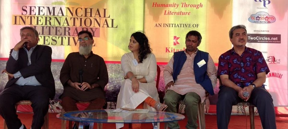 How the Seemanchal Literary Festival drew me out of my happy bubble, a first for a litfest