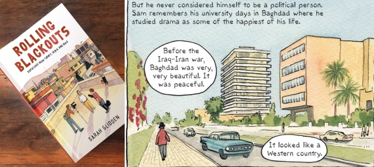 This comic book sets a standard for journalism that even journalists will admire