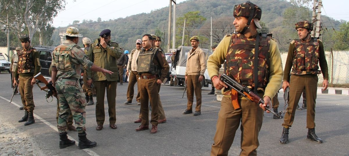 Attack was revenge for Afzal Guru's hanging, say papers found on Nagrota militants