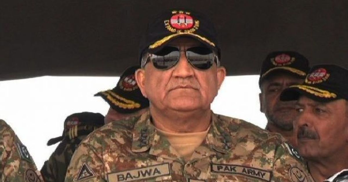 Pakistan Army chief calls for 'comprehensive dialogue' with India to resolve disputes