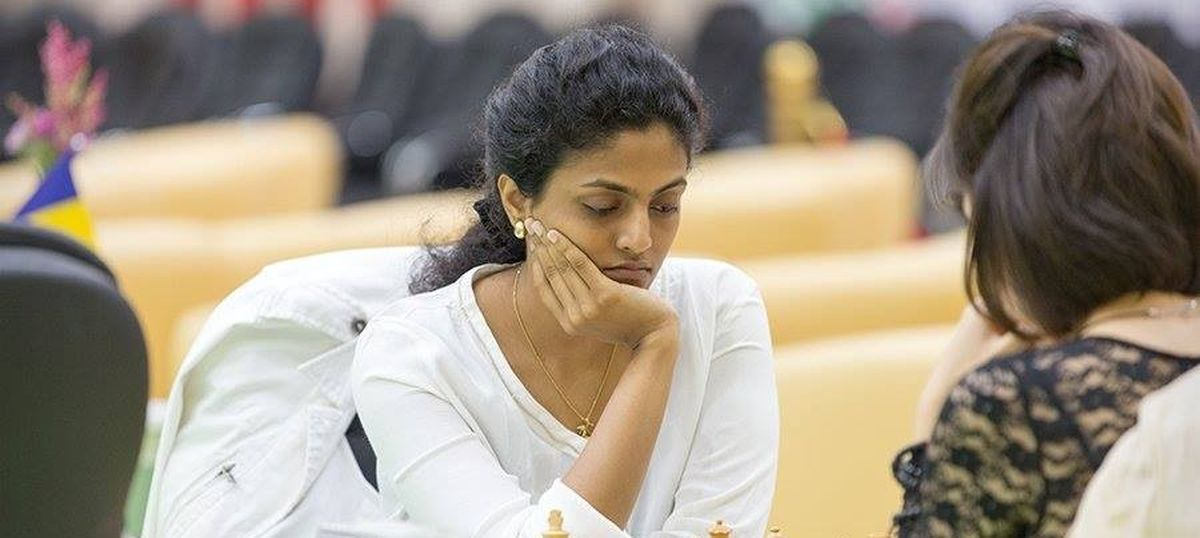 Women's World Chess C'ships: Harika draws with former champion Alexandra Kosteniuk