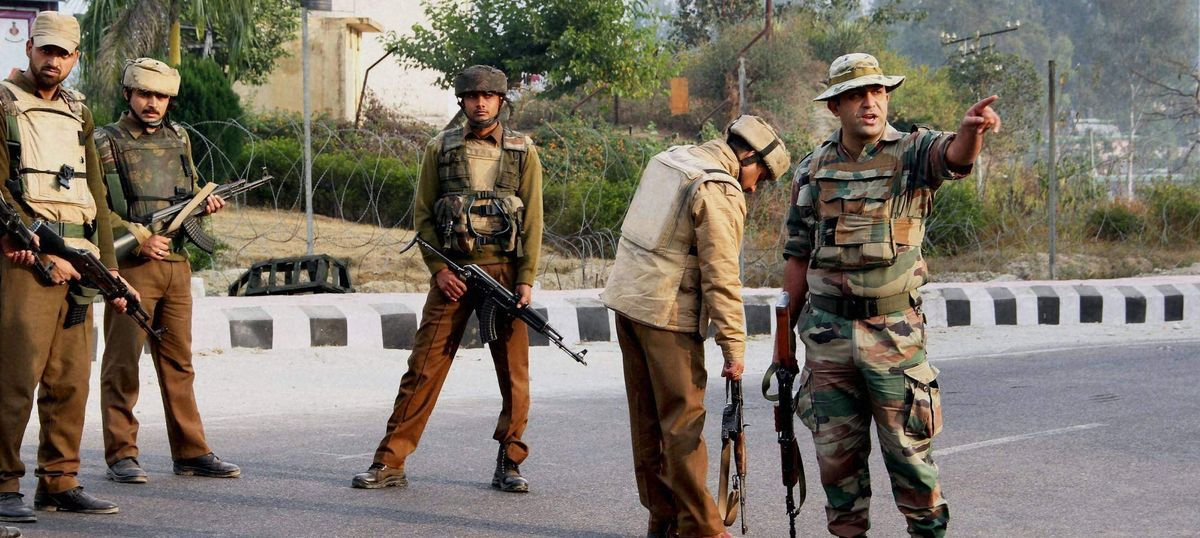 Jammu put on high alert ahead of Republic Day