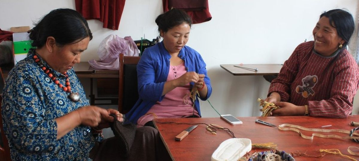 As government initiatives fail, a Tibetan village takes charge of conserving the environment