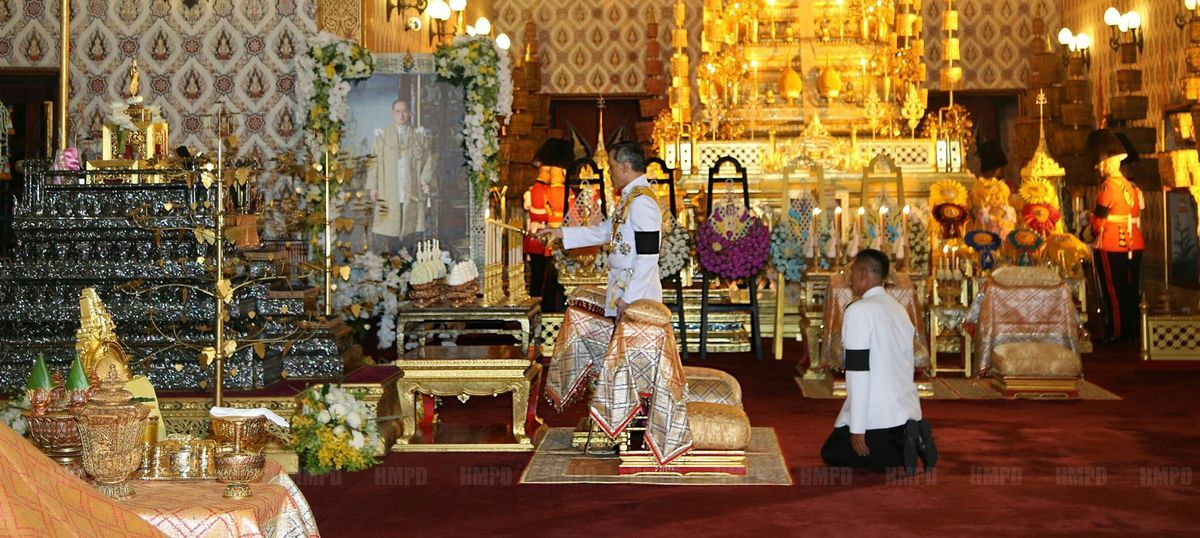Thailand: Crown prince Maha Vajiralongkorn 'informally' accepts invitation to ascend the throne