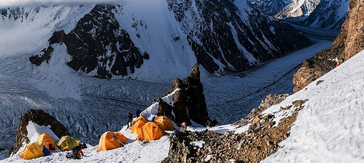 Stunning photos by a Czech scientist capture the amazing beauty of K2 peak