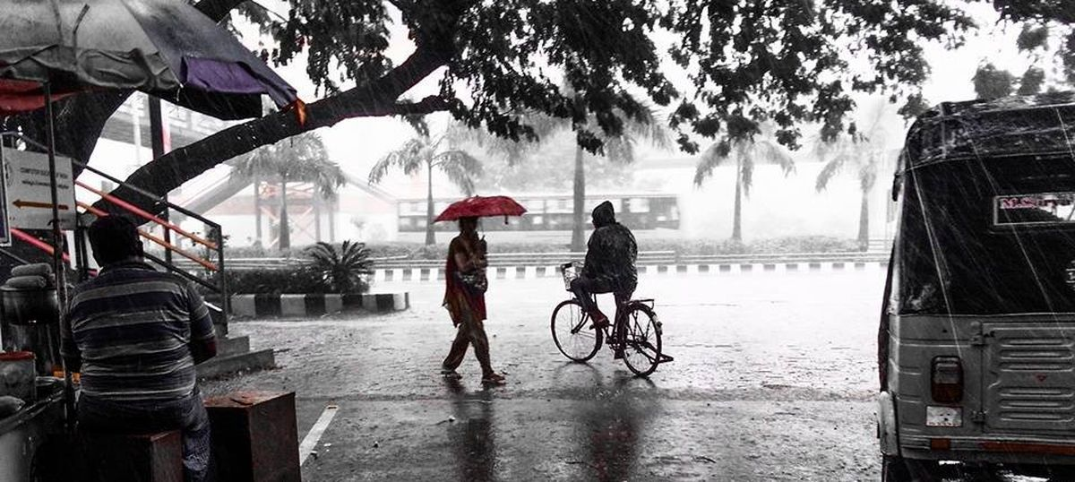Cyclone Nada brings rainfall to Tamil Nadu, reviving hopes for good crop and memories of flood