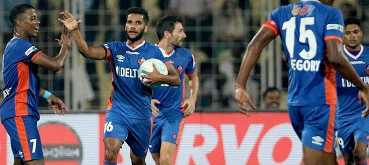 ISL 2016: Sahil Tavora's late strike helps FC Goa clinch nine-goal thriller against Chennaiyin FC