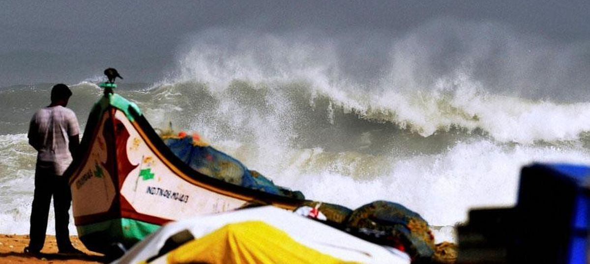 Tamil Nadu: Cyclone Nada loses intensity, makes landfall near Nagapattinam