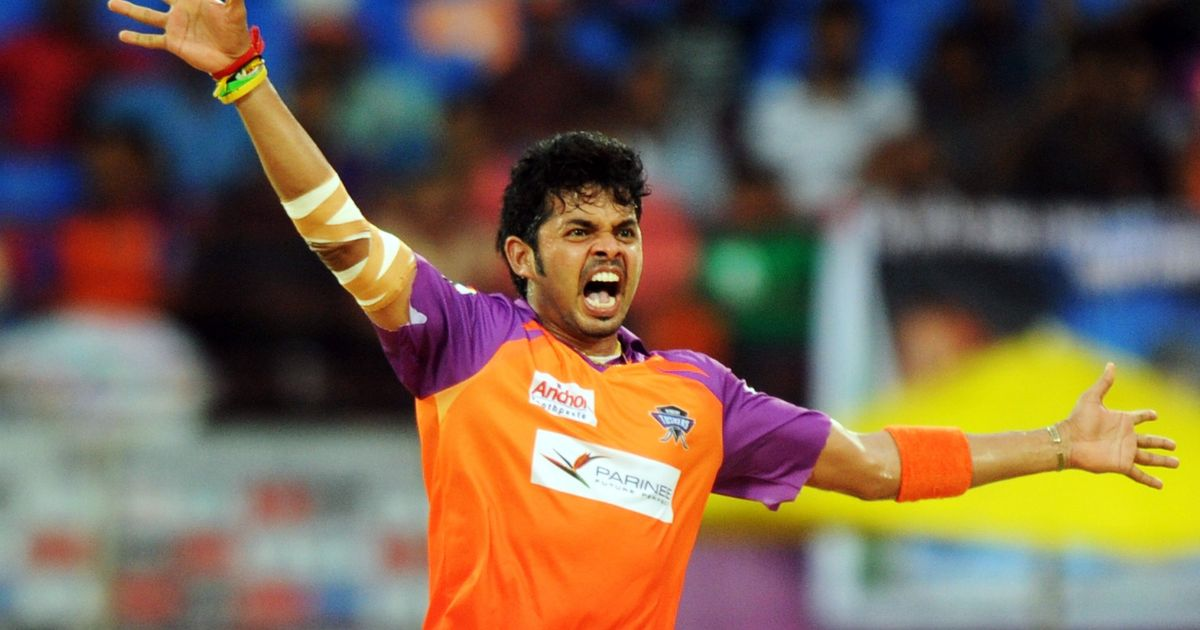 BCCI Hits Back at Sreesanth, Says Can't Play for Any Other Country
