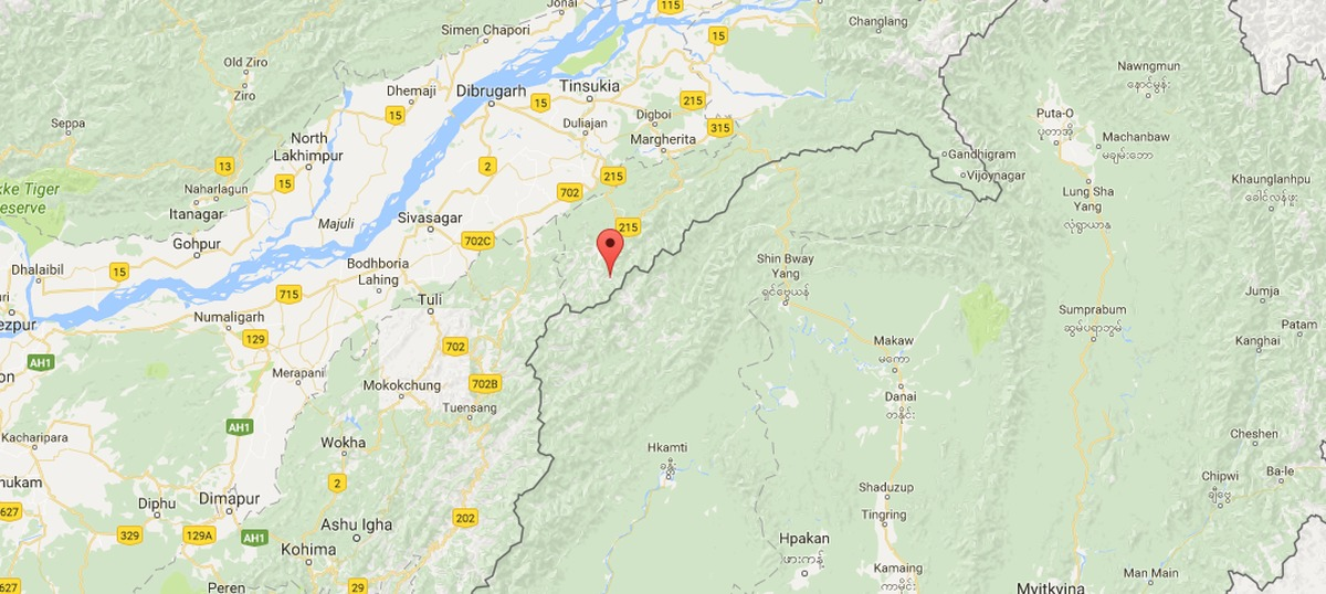 Two Assam Rifles soldiers dead, 7 others injured after militants ambush convoy in Arunachal