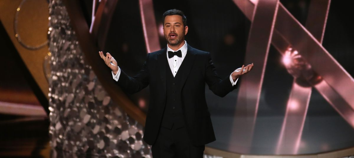 Jimmy Kimmel to host the 89th Academy Awards in February 2017