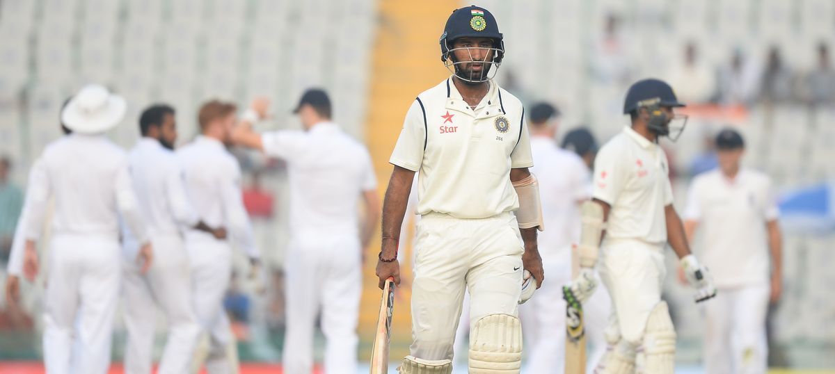 Is the new, improved, aggressive Cheteshwar Pujara going against the grain?