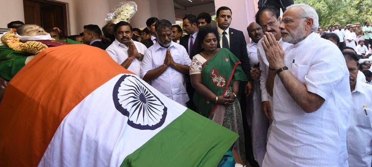 जयललिता के बाद क्या नरेंद्र मोदी तमिलनाडु की राजनीति अपने हिसाब से चलाना चाहते हैं?
