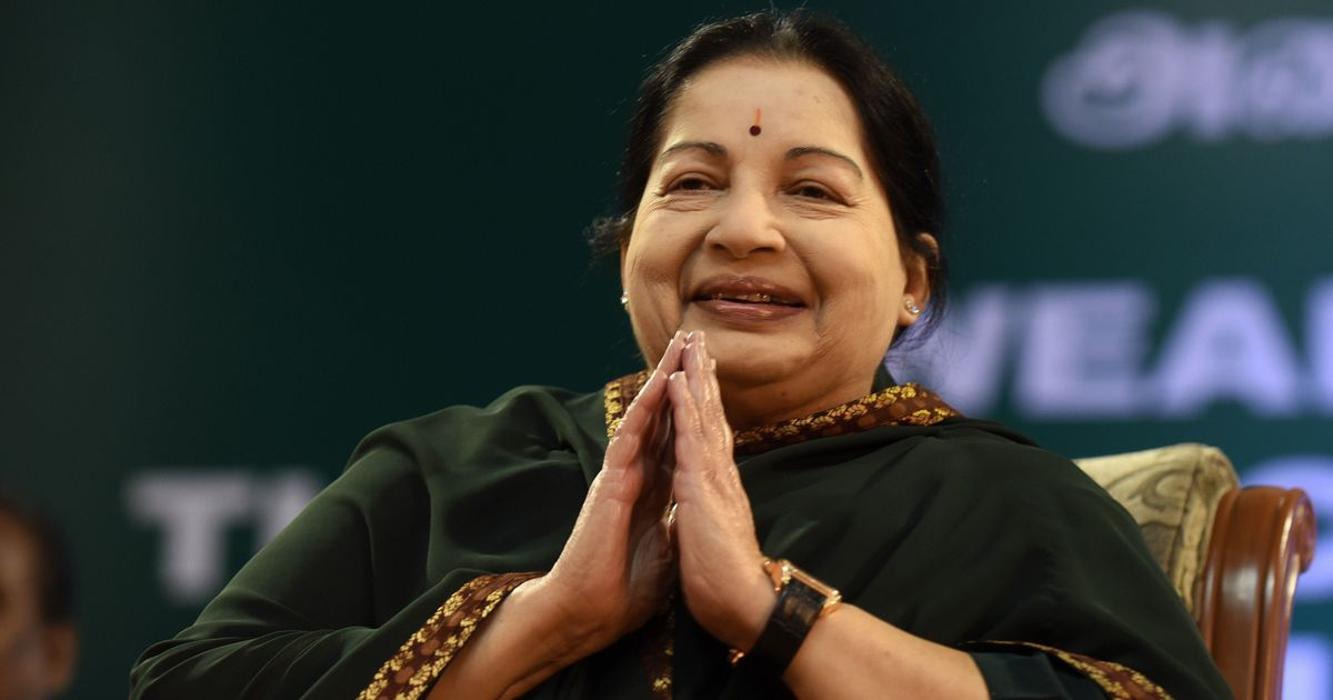 Tamil Nadu: Inquiry panel probing Jayalalithaa's death granted another extension of four months