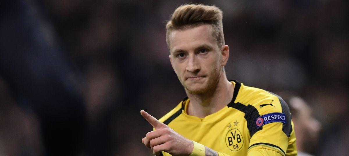 'We're struggling to win', admits Reus after scoring late winner to help Dortmund beat Hertha Berlin