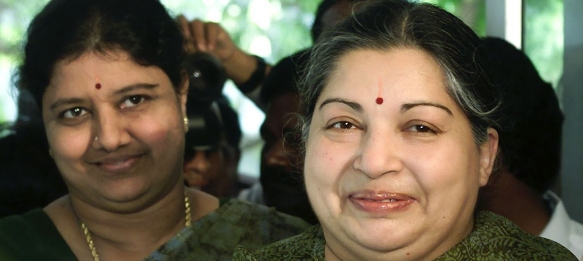 Chennai: I-T officials search offices at Jayalalithaa's residence in Poes Garden