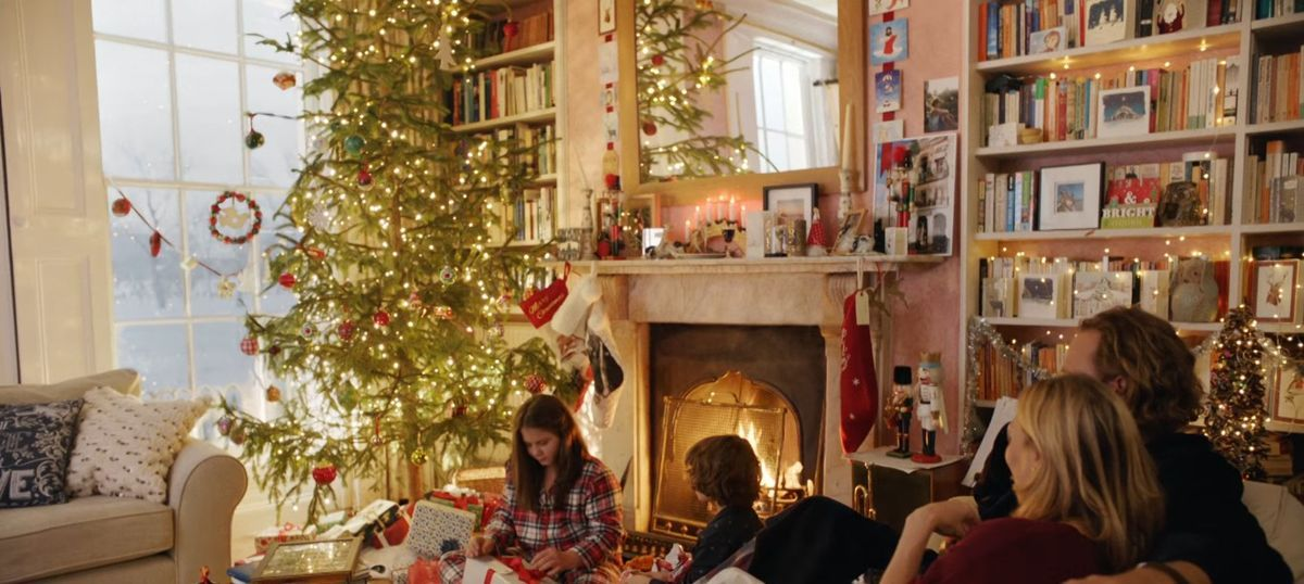 The festive psychology behind Christmas TV advertising