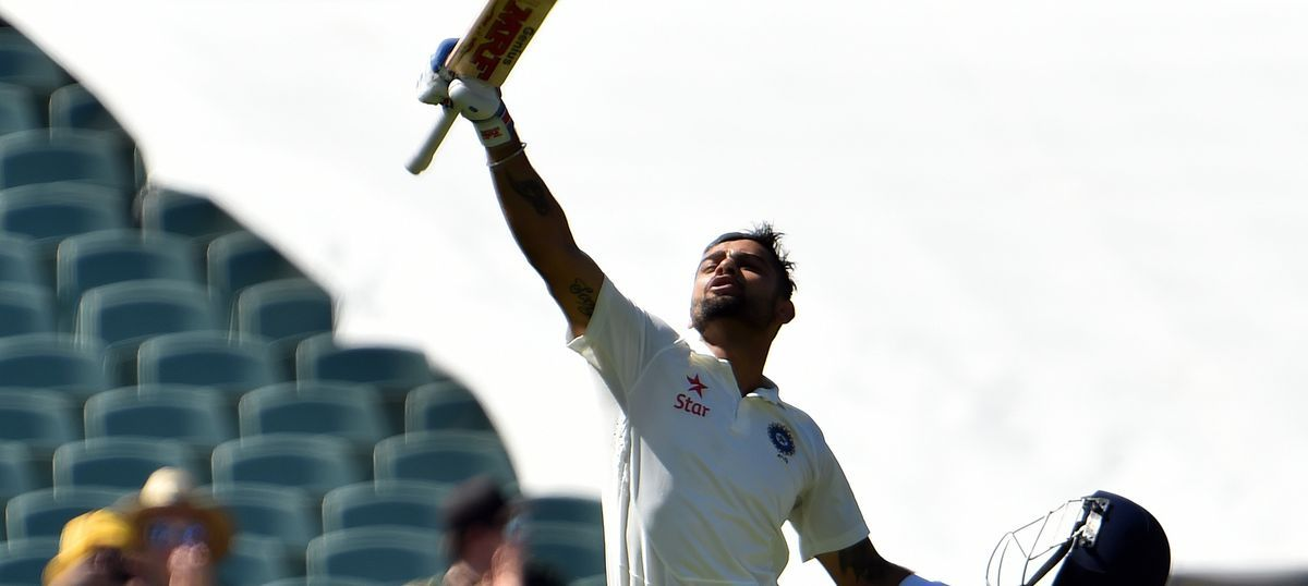 Coming to Adelaide, I feel different from any other place I have gone in the world: Virat Kohli