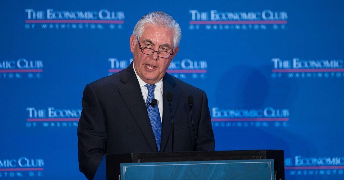 डोनाल्ड ट्रंप ने जलवायु परिवर्तन का मुद्दा छोड़ा नहीं है : अमेरिकी विदेश मंत्री