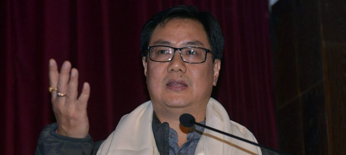 Arunachal Pradesh: Security forces launched crackdown on militants after MLA shot dead, says Rijiju