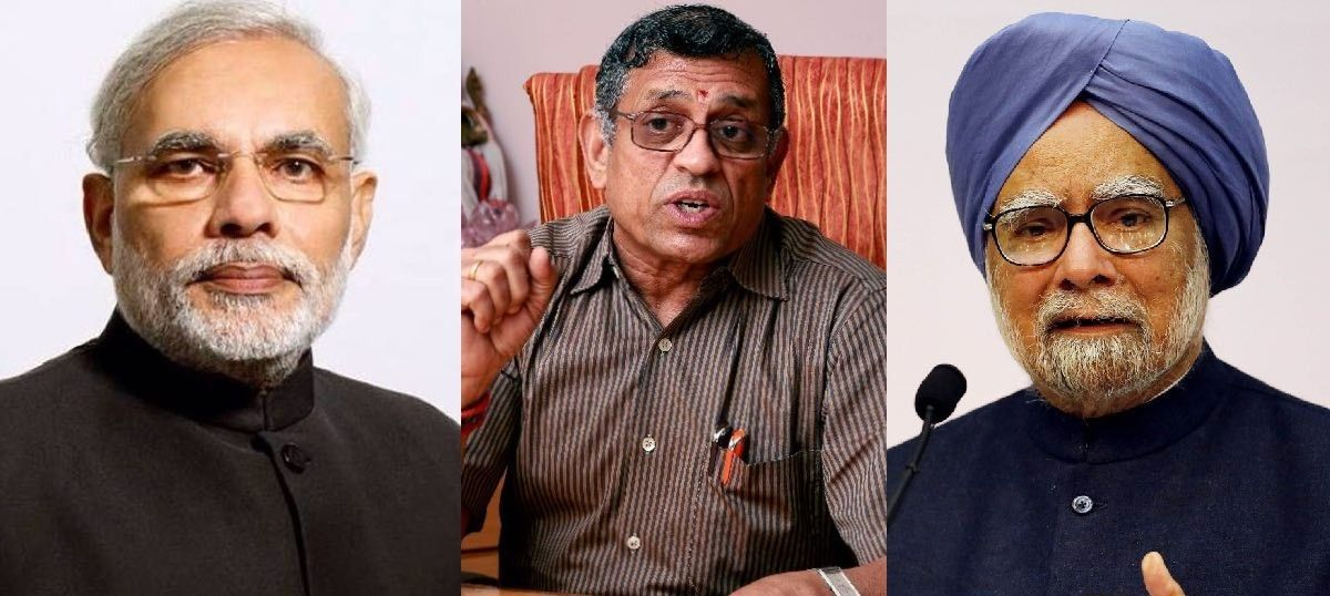 Why Gurumurthy has to employ voodoo economics to defend demonetisation (and attack Manmohan Singh)