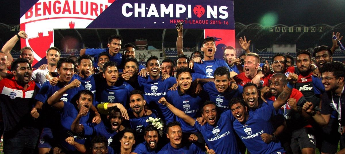 I-League 2016-'17: Bengaluru FC to kick off title defence against Shillong Lajong on January 7