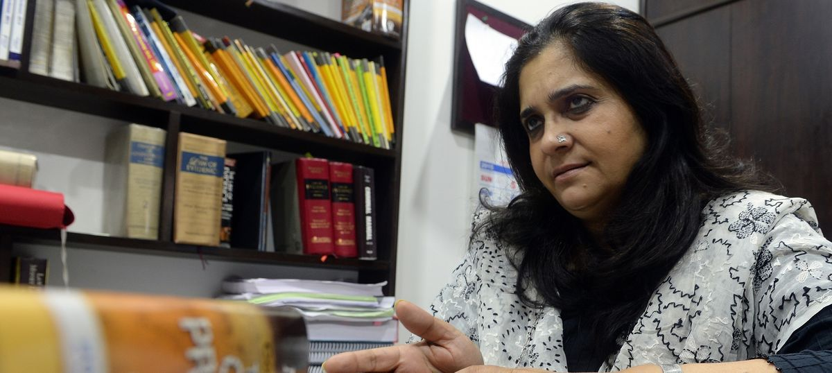 Oxford Bookstore in Delhi cancels activist Teesta Setalvad's book discussion