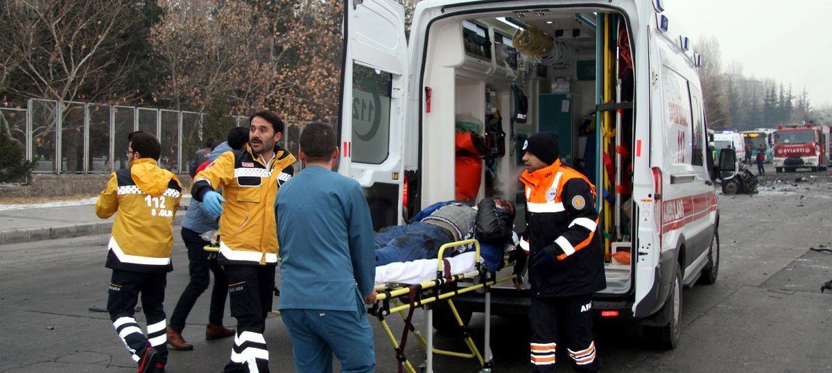 Turkey: At least 13 soldiers killed, 55 injured in bomb blast in Kayseri city