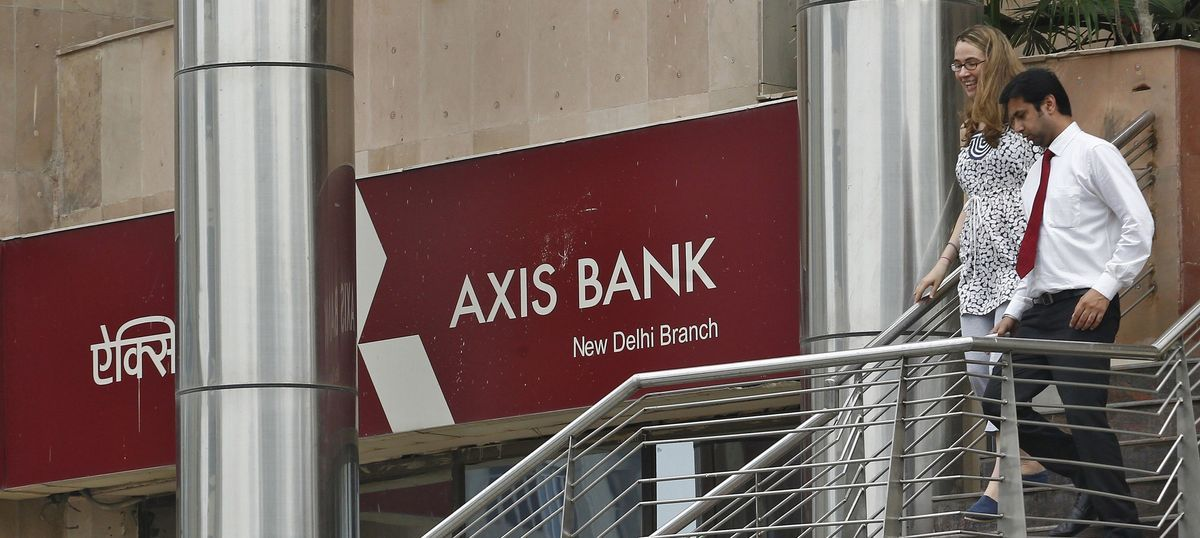 The business wrap: Axis Bank slumps 9% as markets end flat, and six other top stories