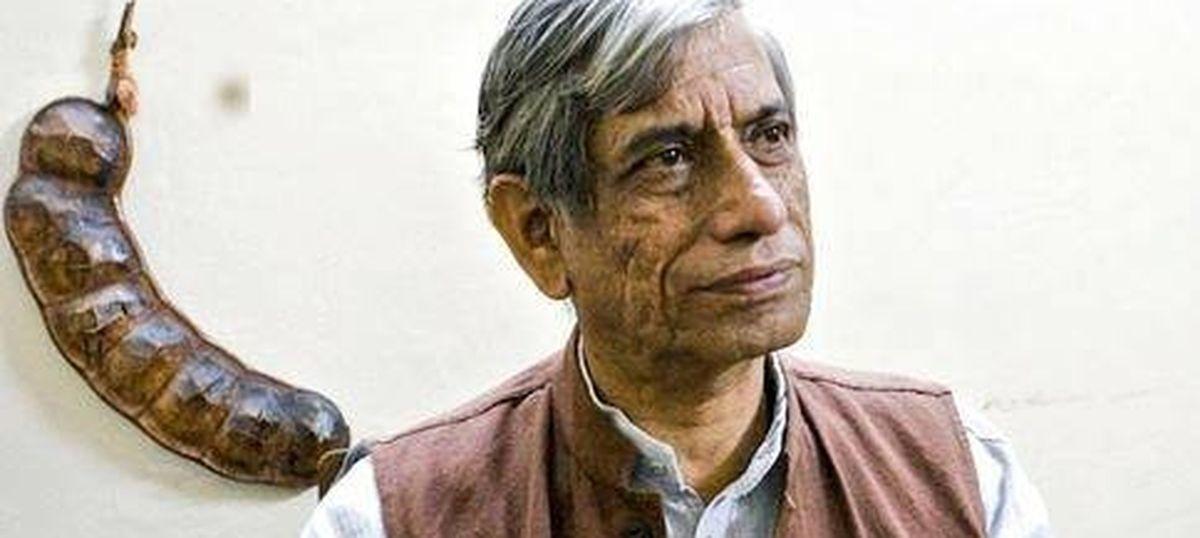 Environmentalist Anupam Mishra dies at 68