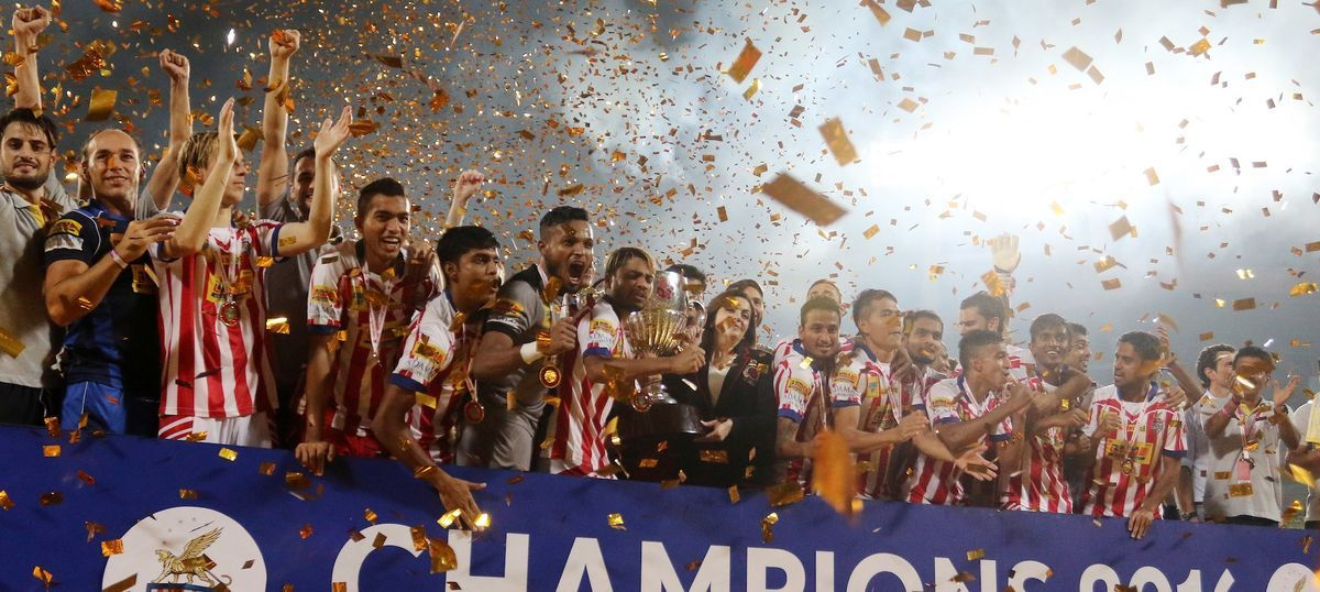 Atletico de Kolkata weren't the best team in ISL 2016, but they may have been the most efficient