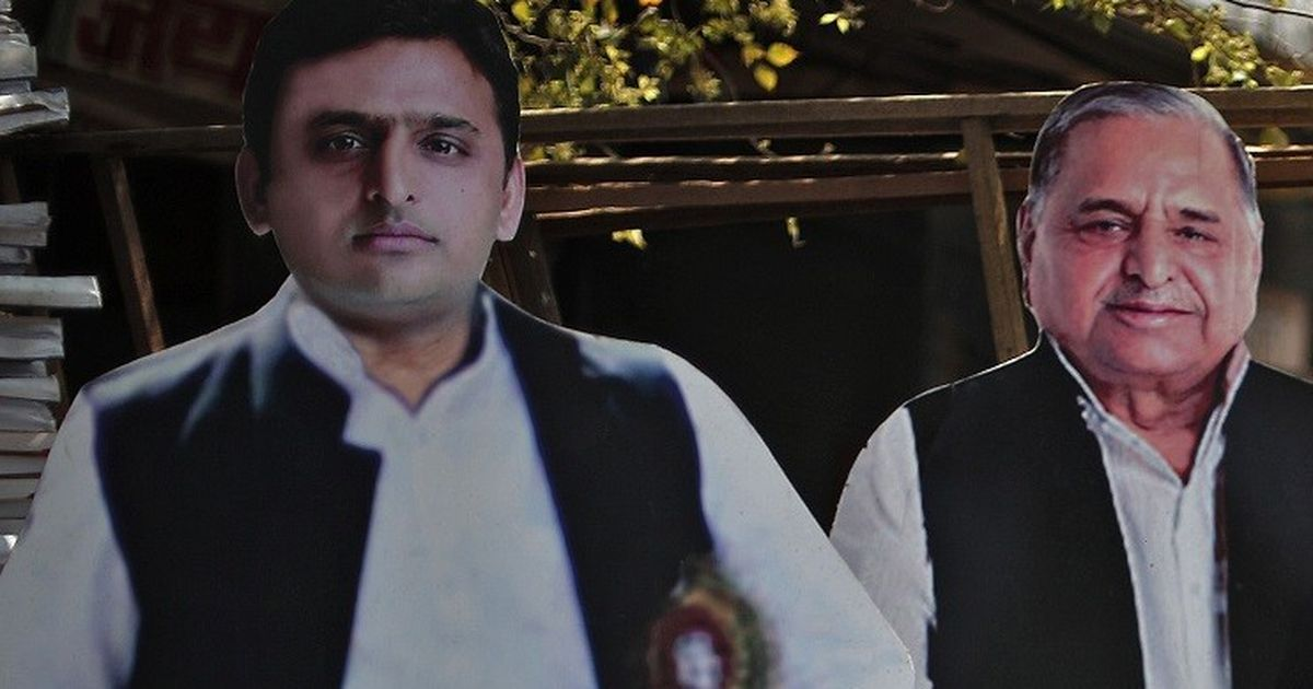 The Daily Fix: The Samajwadi Party needs to decide on whom it's fighting – the BJP or itself