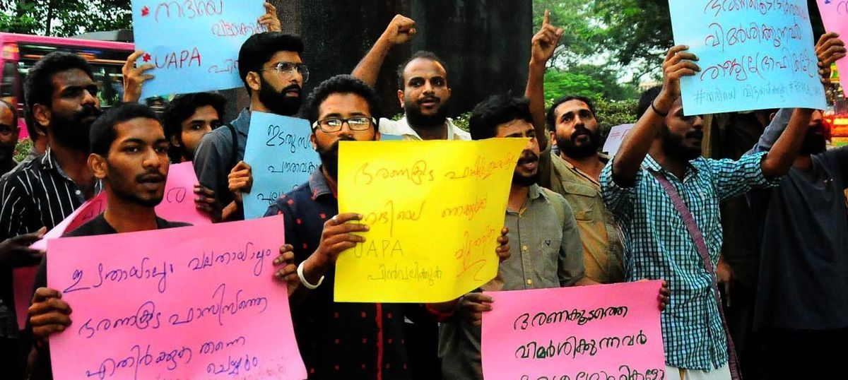 National anthem arrests: Is Kerala's Left struggling to hold its own against rightwing politics?