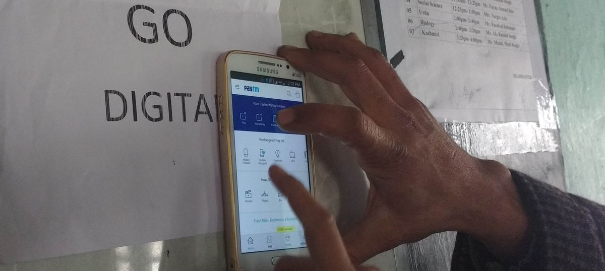 Kashmir villages declared cashless: An awareness workshop was all it took to get the tag