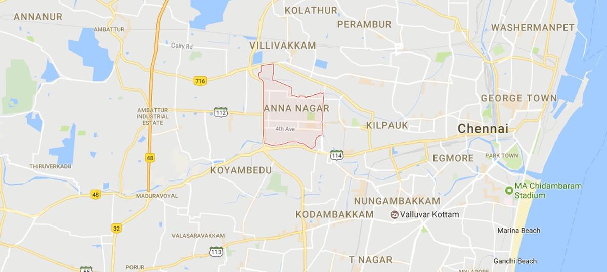 i t department raids tamil nadu chief secretary s chennai home office rh scroll in