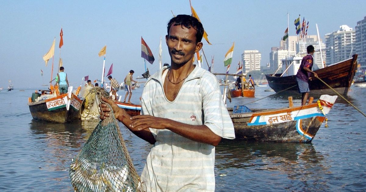 Small-scale fishermen form the backbone of India's fisheries sector, but policy is silent on them