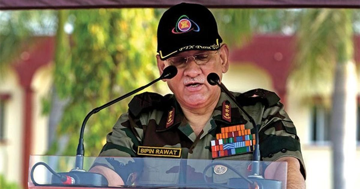 India needs to conduct another surgical strike against Pakistan, says Army chief Bipin Rawat
