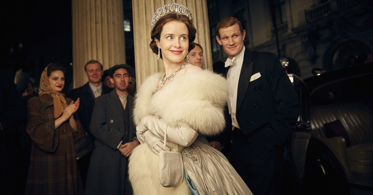 Claire Foy got paid less than co-star Matt Smith in 'The Crown', says report