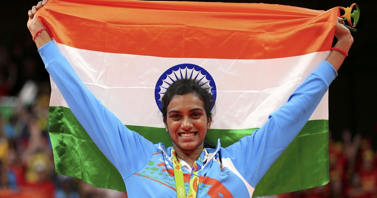 पीवी सिंधु पहली बार दुनिया के शीर्ष पांच बैडमिंटन खिलाड़ियों में शामिल